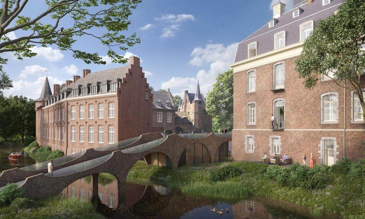 38. Residence/Apartment for Sale at Ridderplein 17 V Gemert, North Brabant,5421CW Netherlands