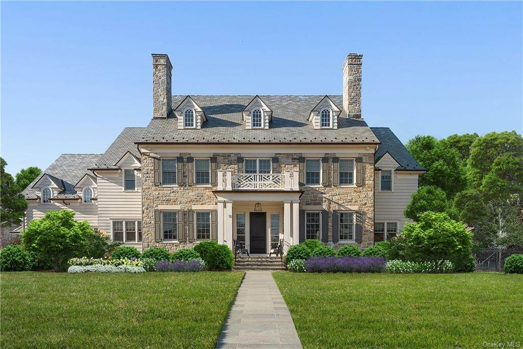Single Family Home のために 売買 アット 17 Harvest Drive Scarsdale, ニューヨーク,10583 アメリカ