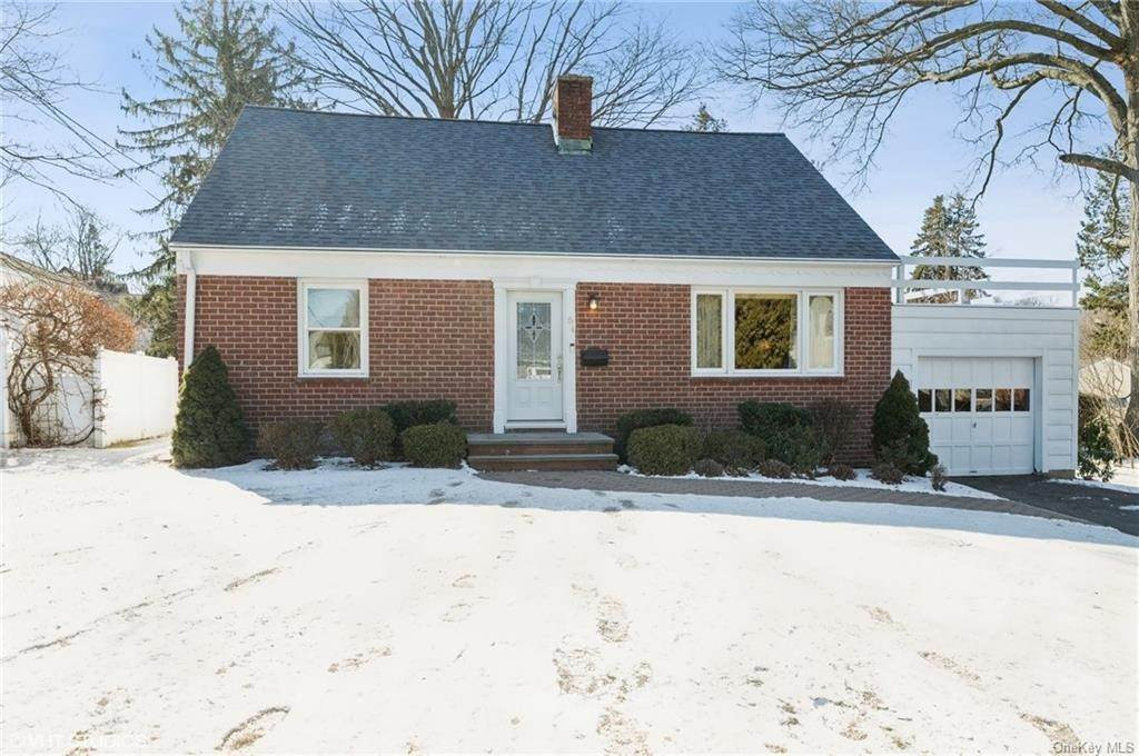 Single Family Home for Sale at 54 AKA 50 Monrovia Boulevard Tuckahoe, New York,10707 United States