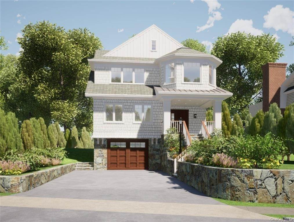 Single Family Home for Sale at 46 Villa Road Larchmont, New York,10538 United States