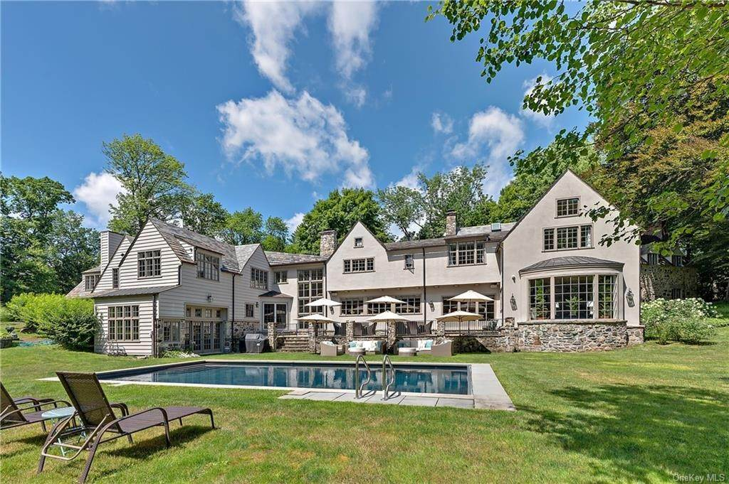 Single Family Home for Sale at 33 Bedford Center Road Bedford Hills, New York,10507 United States