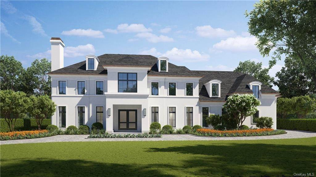 Single Family Home のために 売買 アット 2 Cooper Road Scarsdale, ニューヨーク,10583 アメリカ