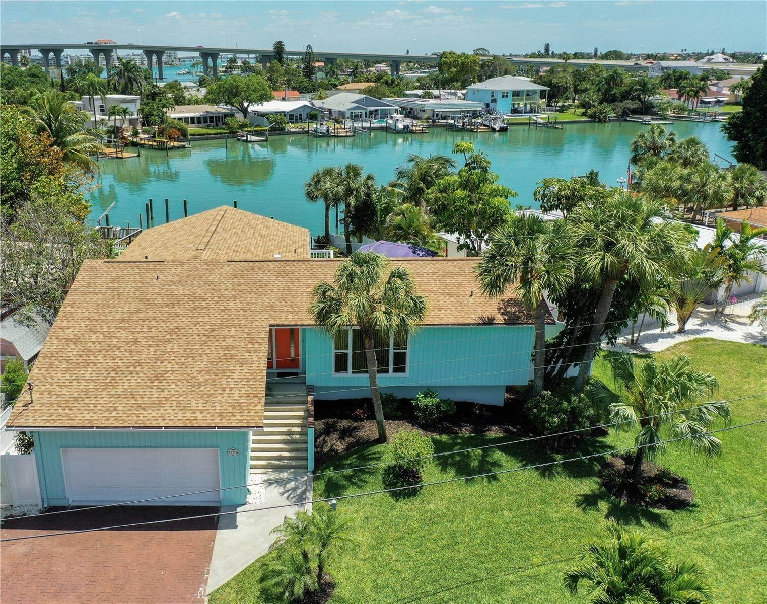 Single Family Home for Sale at St. Pete Beach, Florida,United States