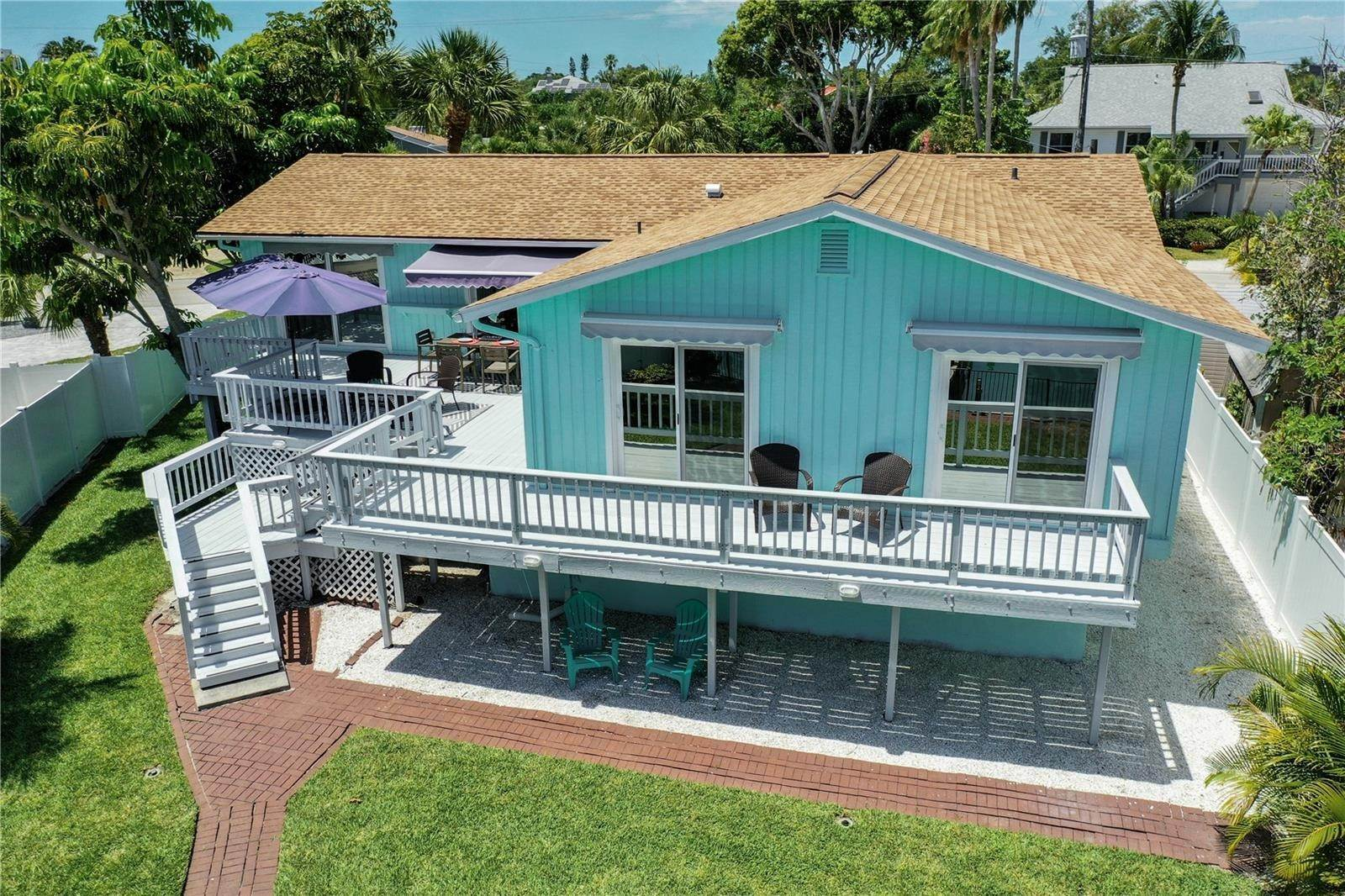 56. Single Family Home for Sale at St. Pete Beach, Florida,United States