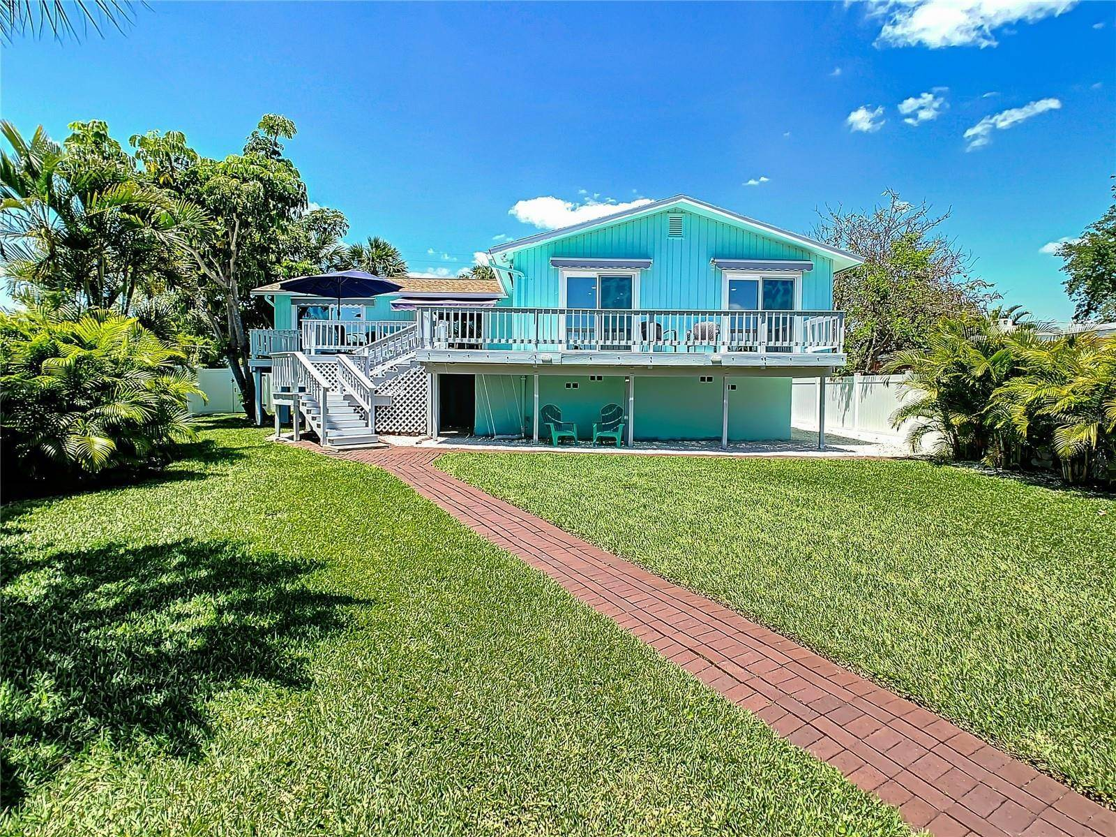 60. Single Family Home for Sale at St. Pete Beach, Florida,United States