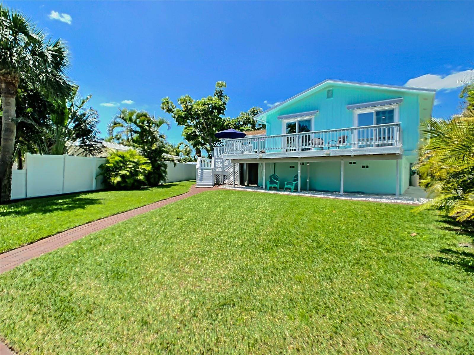 62. Single Family Home for Sale at St. Pete Beach, Florida,United States