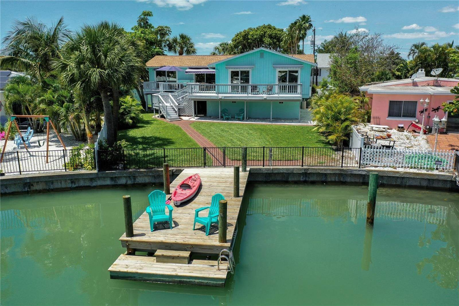 63. Single Family Home for Sale at St. Pete Beach, Florida,United States