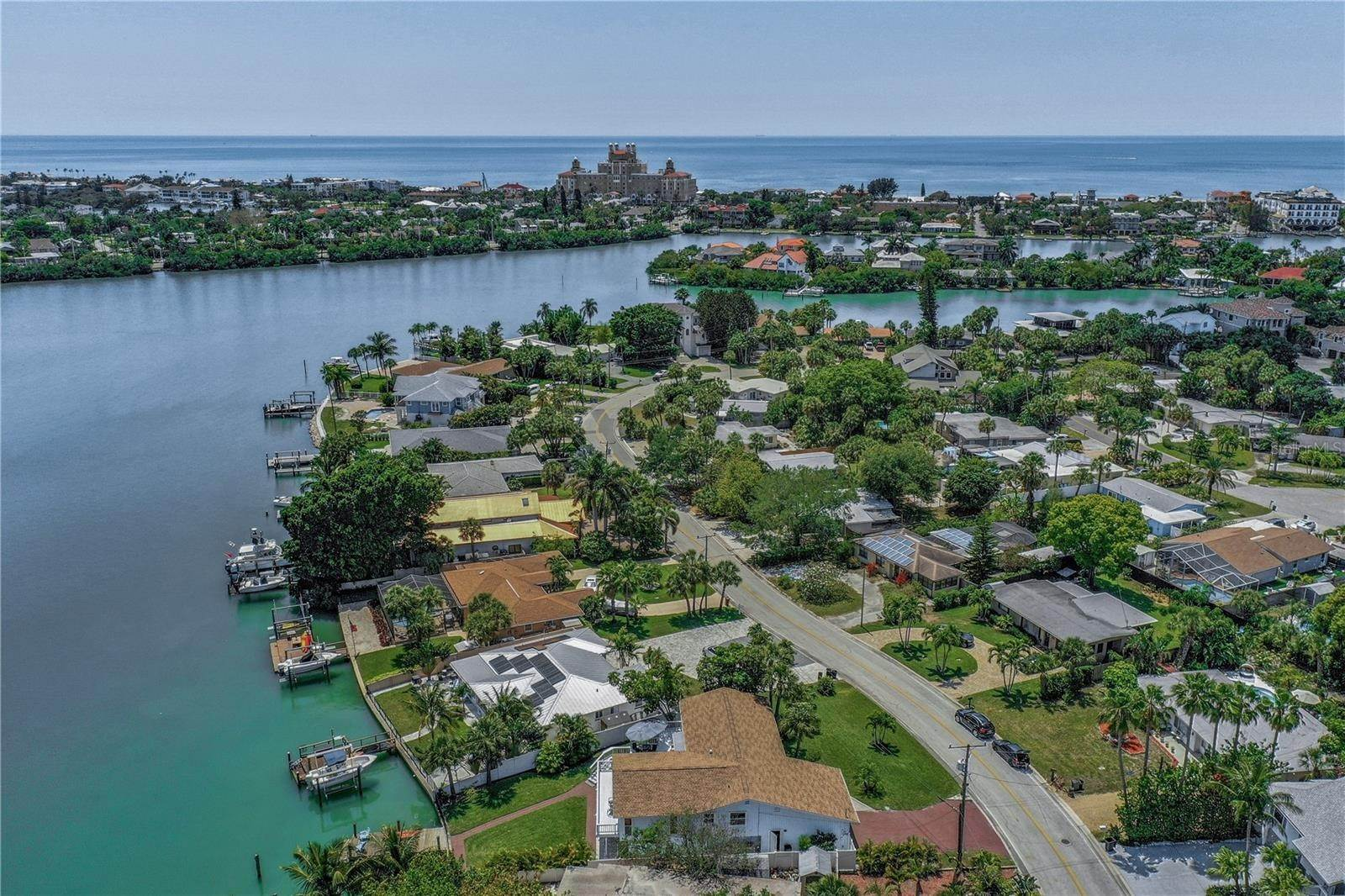 80. Single Family Home for Sale at St. Pete Beach, Florida,United States