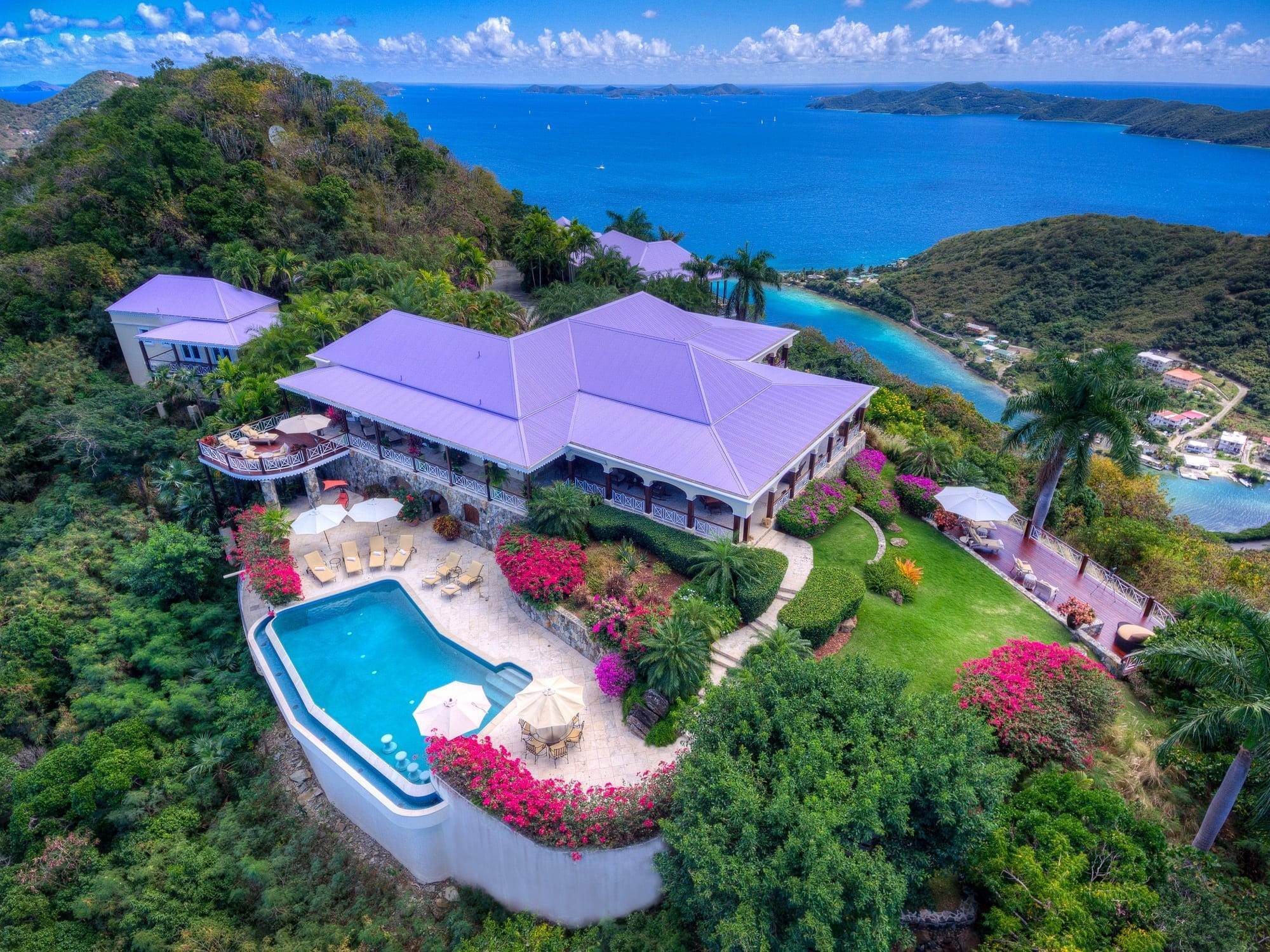 16. Other for Sale at St. Bernard's Hill House British Virgin Islands