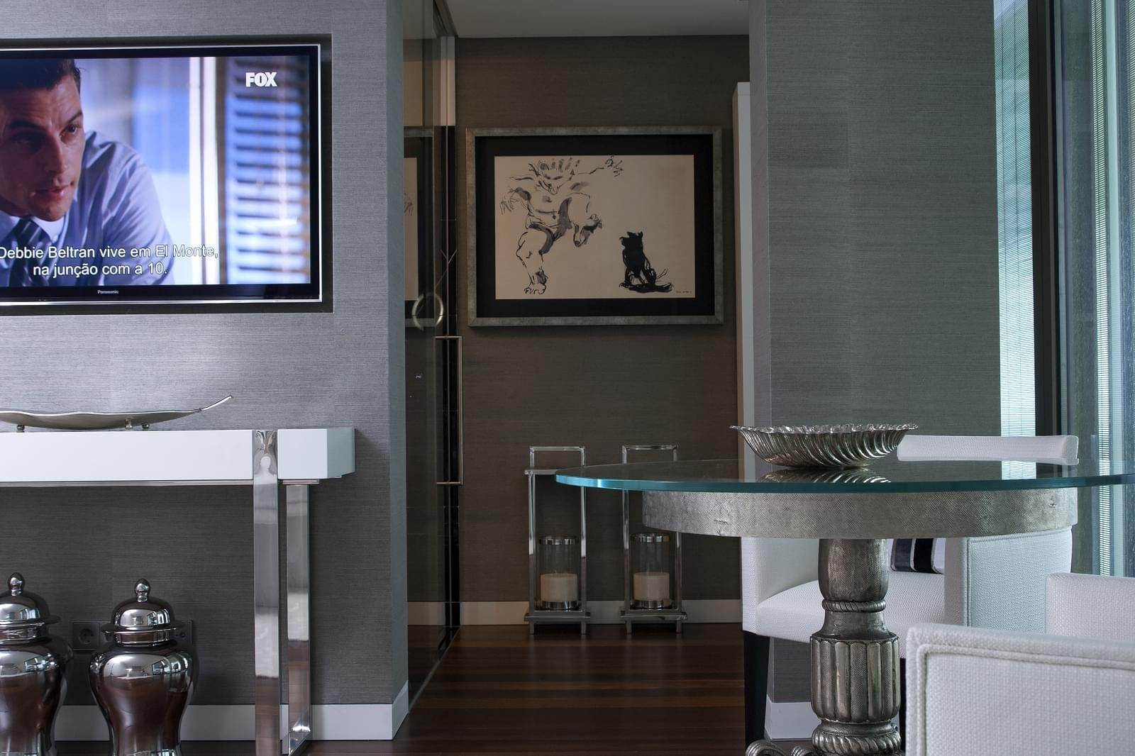 28. Appartements / Flats pour l à louer à 4+1 bedroom apartment, with a 286 sqm area, placed in Estoril Sol Residence.The apartment is composed by a 11 sqm entry ... Cascais, Portugal