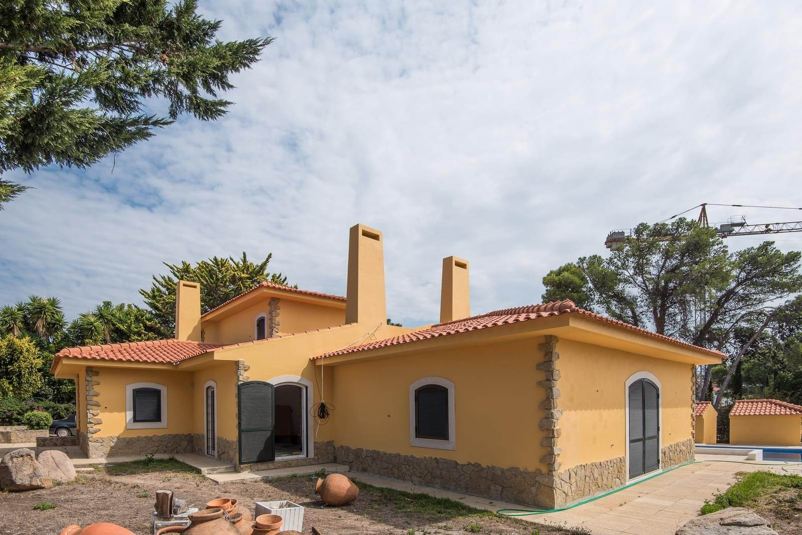 2. Villa/Townhouse for Sale at Family house T4 + 2 in Birre Cascais, Portugal