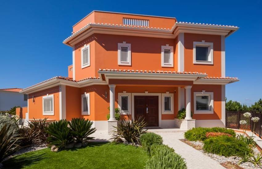 17. Villas / Moradias em banda para Venda às Fantastic 6 bedroom villa, with swimming pool and garden, located in a premium area that offers a panoramic view over th... Lisboa, Portugal