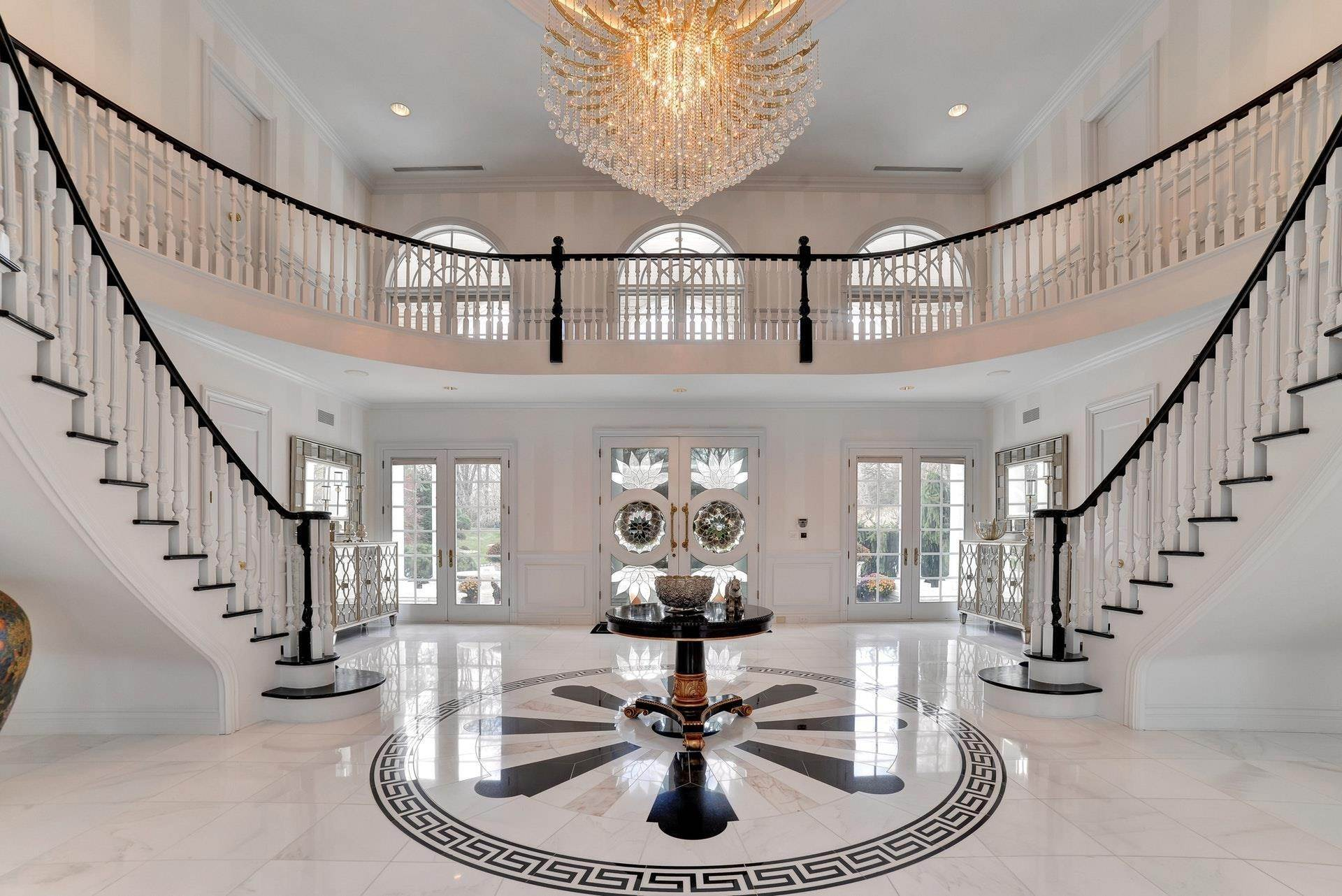 3. Estate for Sale at Palatial Estate Saddle River, New Jersey, 07458 United States
