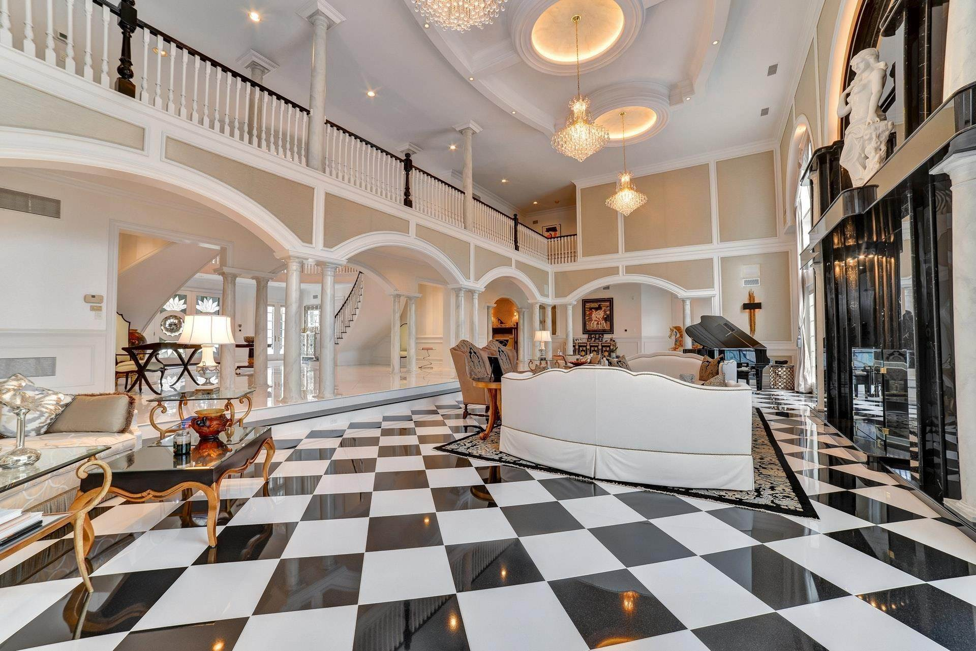 6. Estate for Sale at Palatial Estate Saddle River, New Jersey, 07458 United States