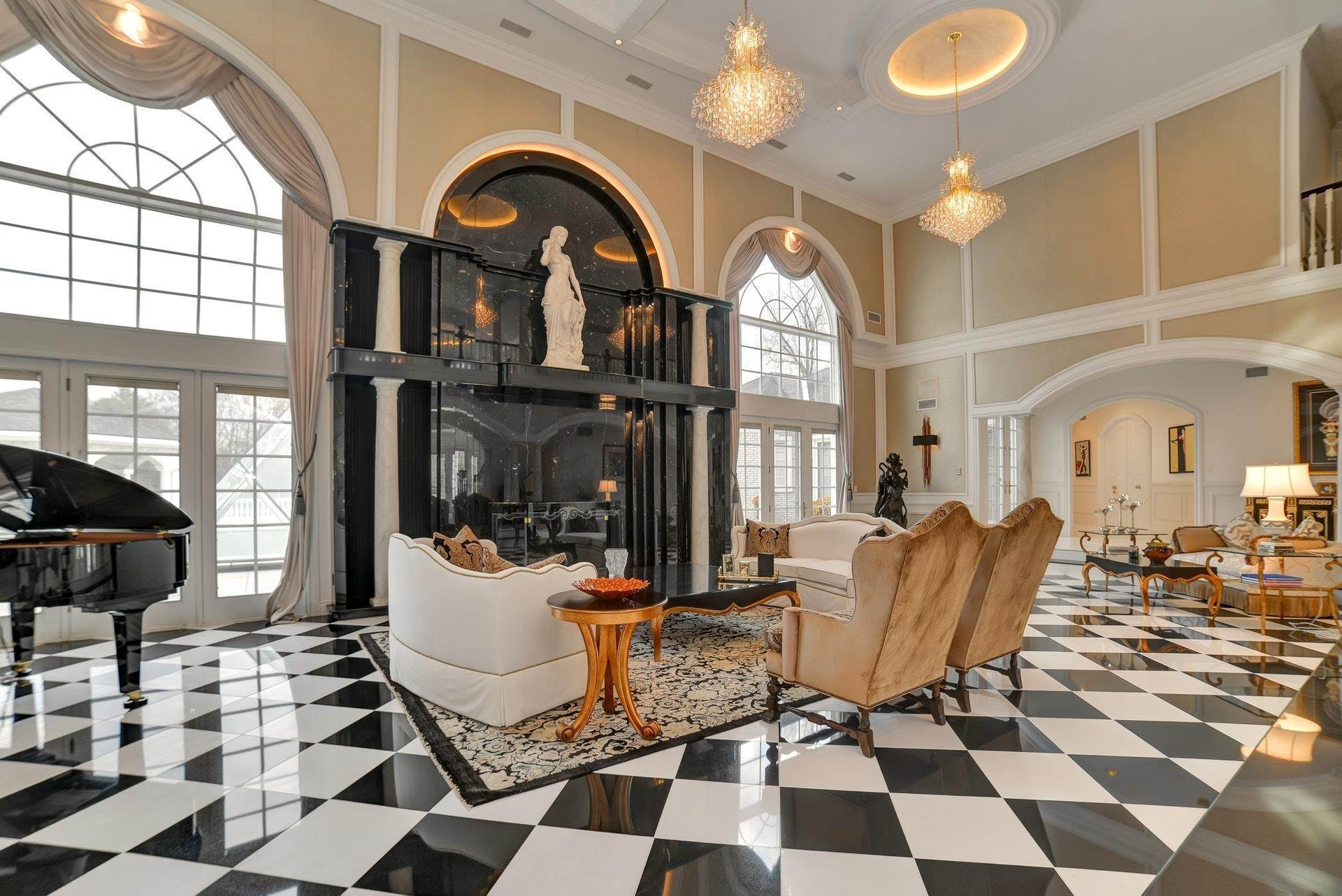 12. Estate for Sale at Palatial Estate Saddle River, New Jersey, 07458 United States