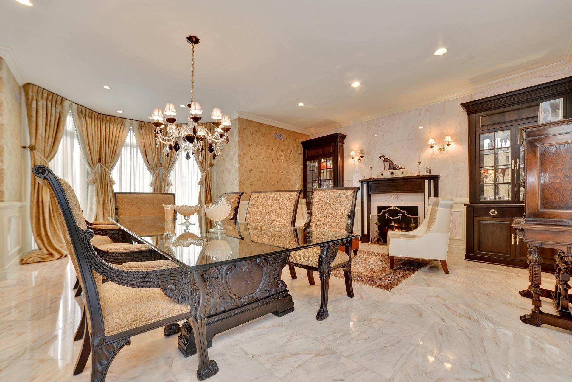 13. Estate for Sale at Palatial Estate Saddle River, New Jersey, 07458 United States