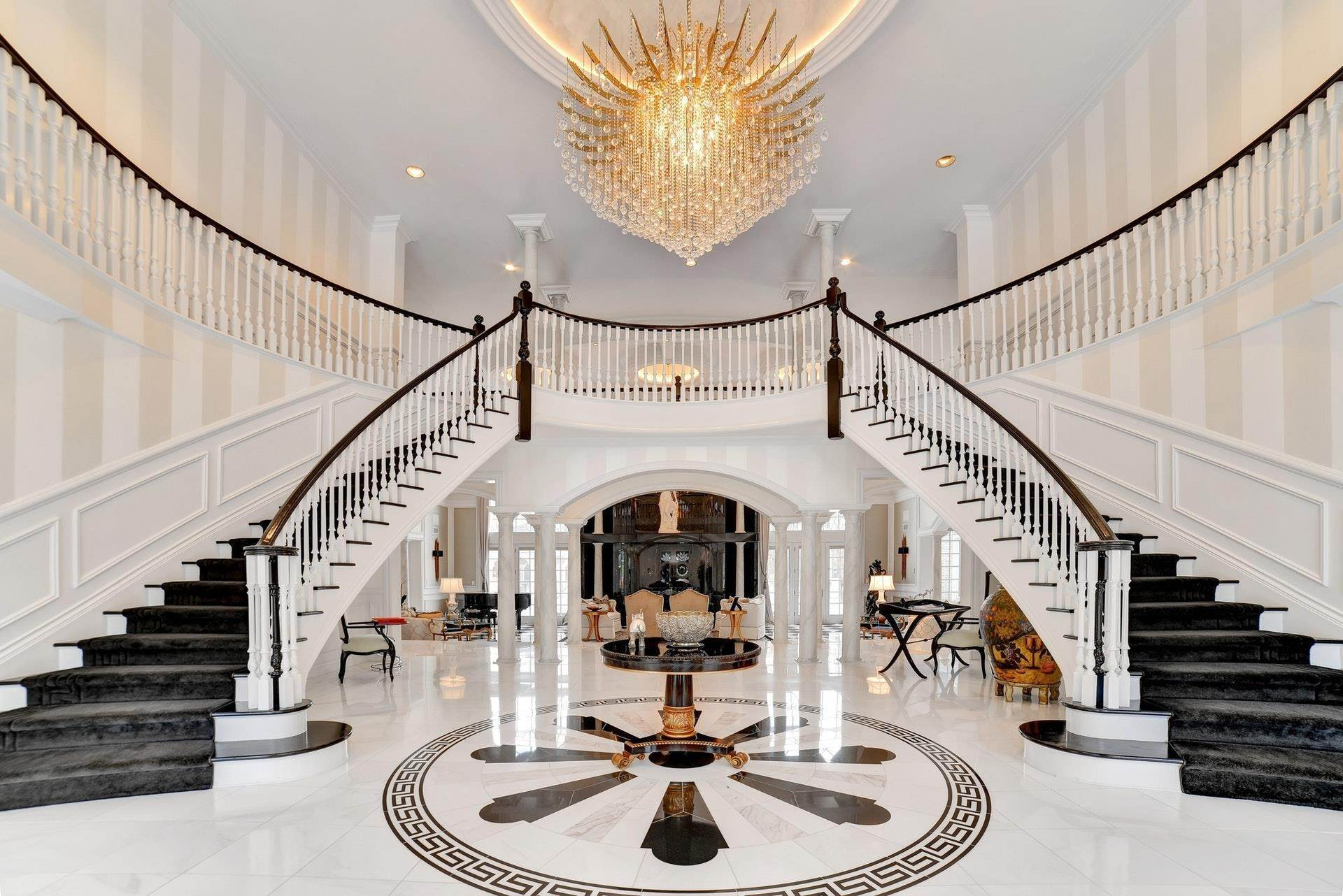 26. Estate for Sale at Palatial Estate Saddle River, New Jersey, 07458 United States