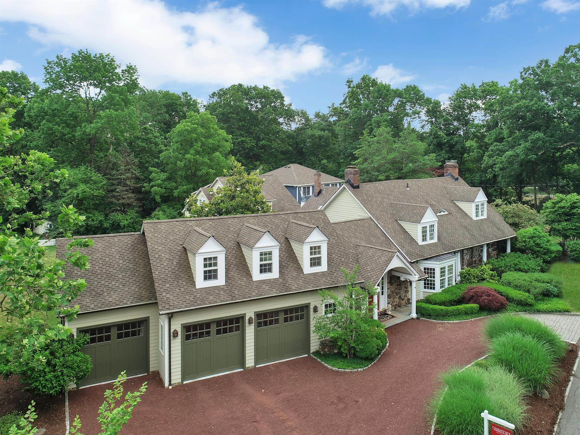 Single Family for Sale at 44 Elm Street Florham Park, New Jersey, 07932 United States