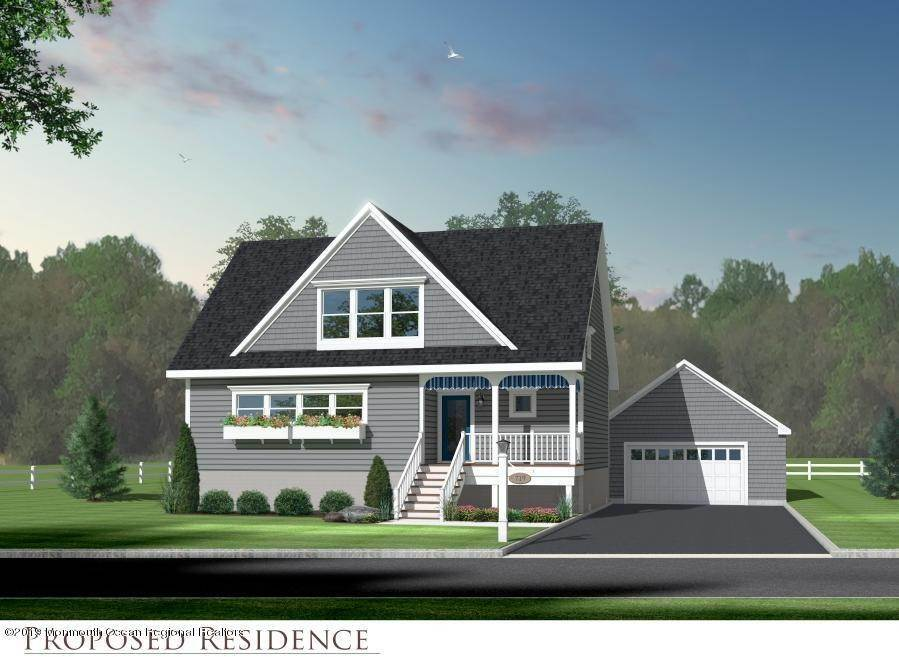 Single Family Home for Sale at 1640 Birdsall Lane Point Pleasant, New Jersey, 08742 United States