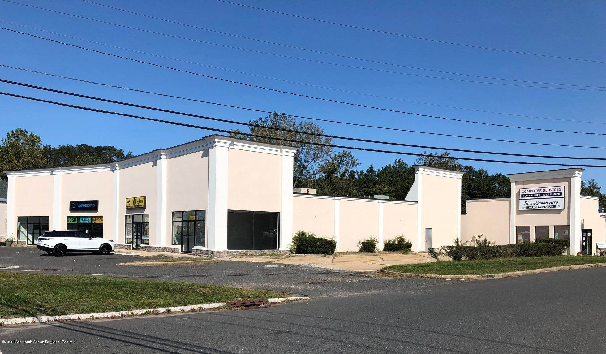 Retail for Sale at 1107 State Route 35 Ocean Township, New Jersey, 07712 United States