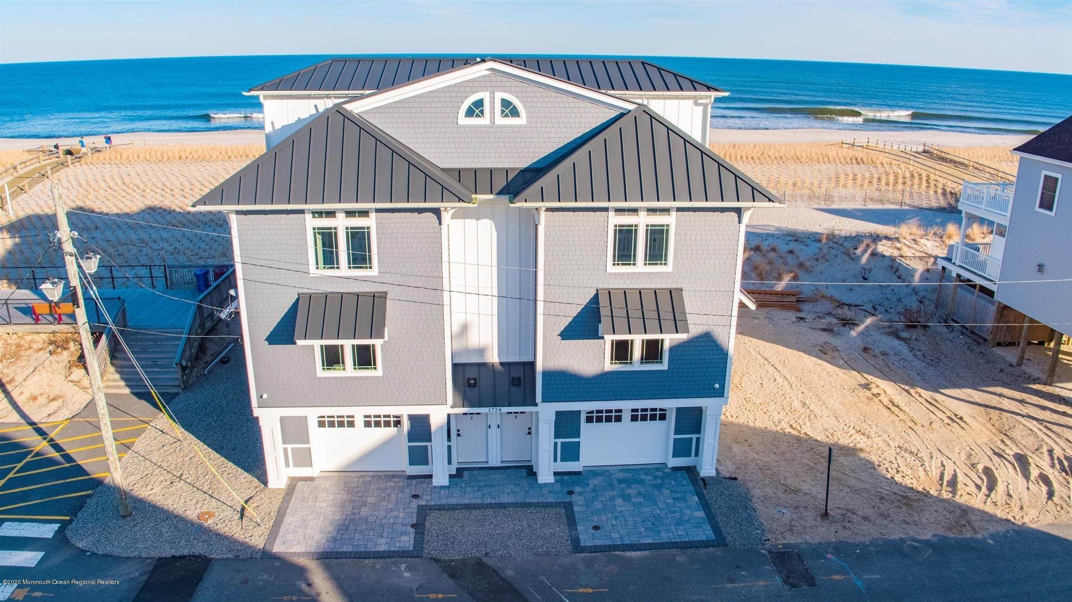 2. Single Family Home for Rent at 1728 Oceanfront Ortley Beach, New Jersey, 08751 United States