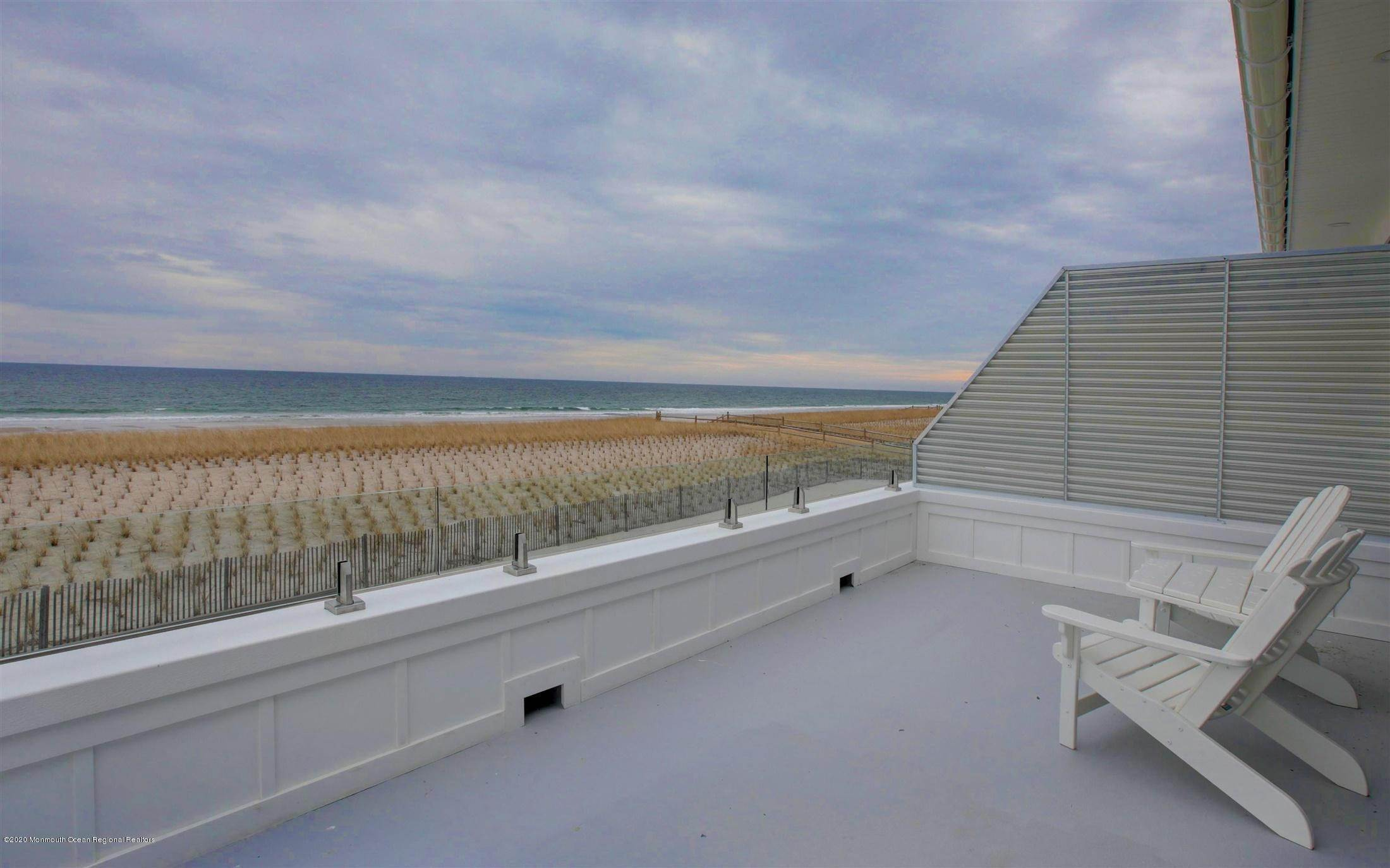 38. Single Family Home for Rent at 1728 Oceanfront Ortley Beach, New Jersey, 08751 United States