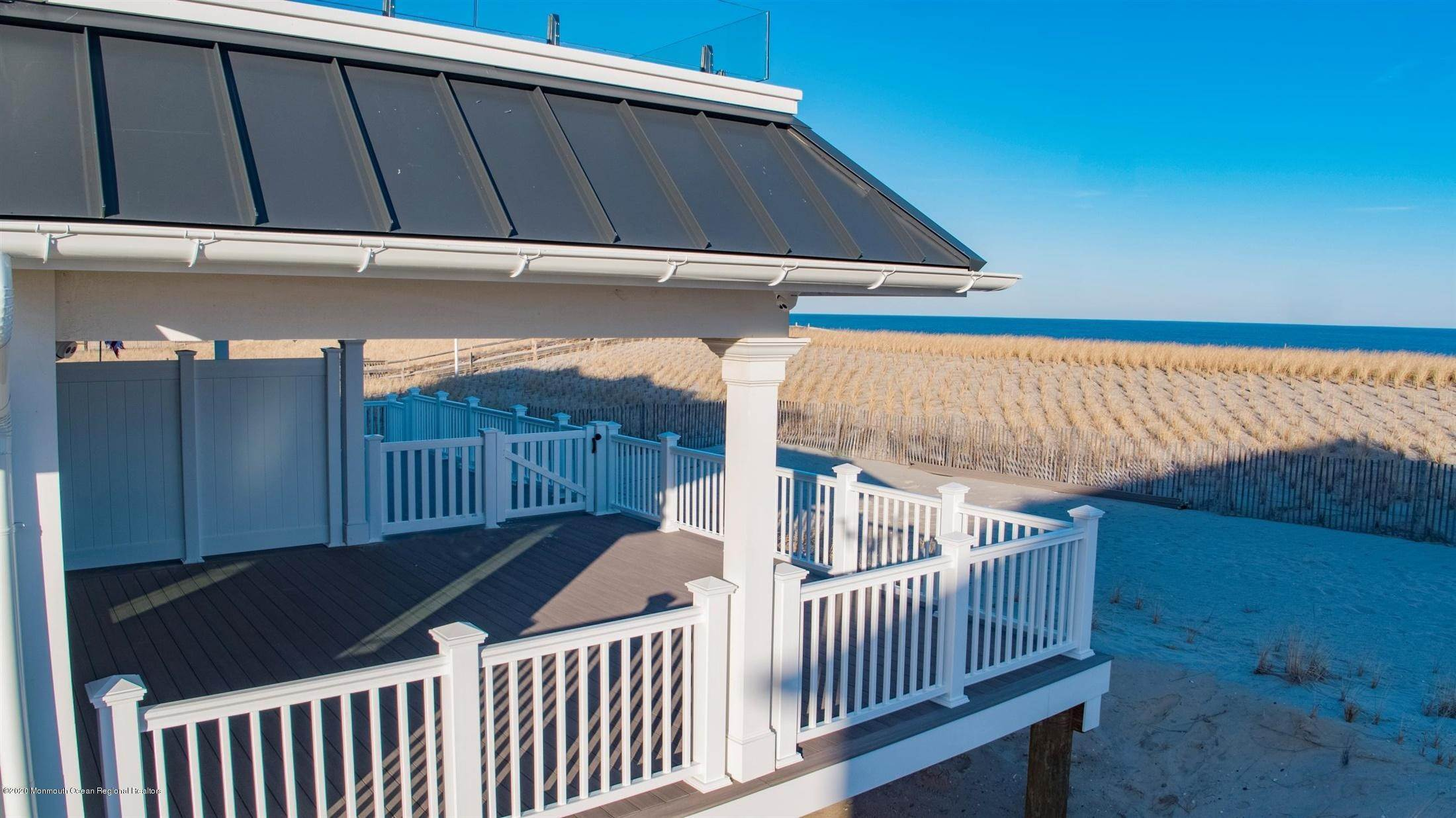 55. Single Family Home for Rent at 1728 Oceanfront Ortley Beach, New Jersey, 08751 United States