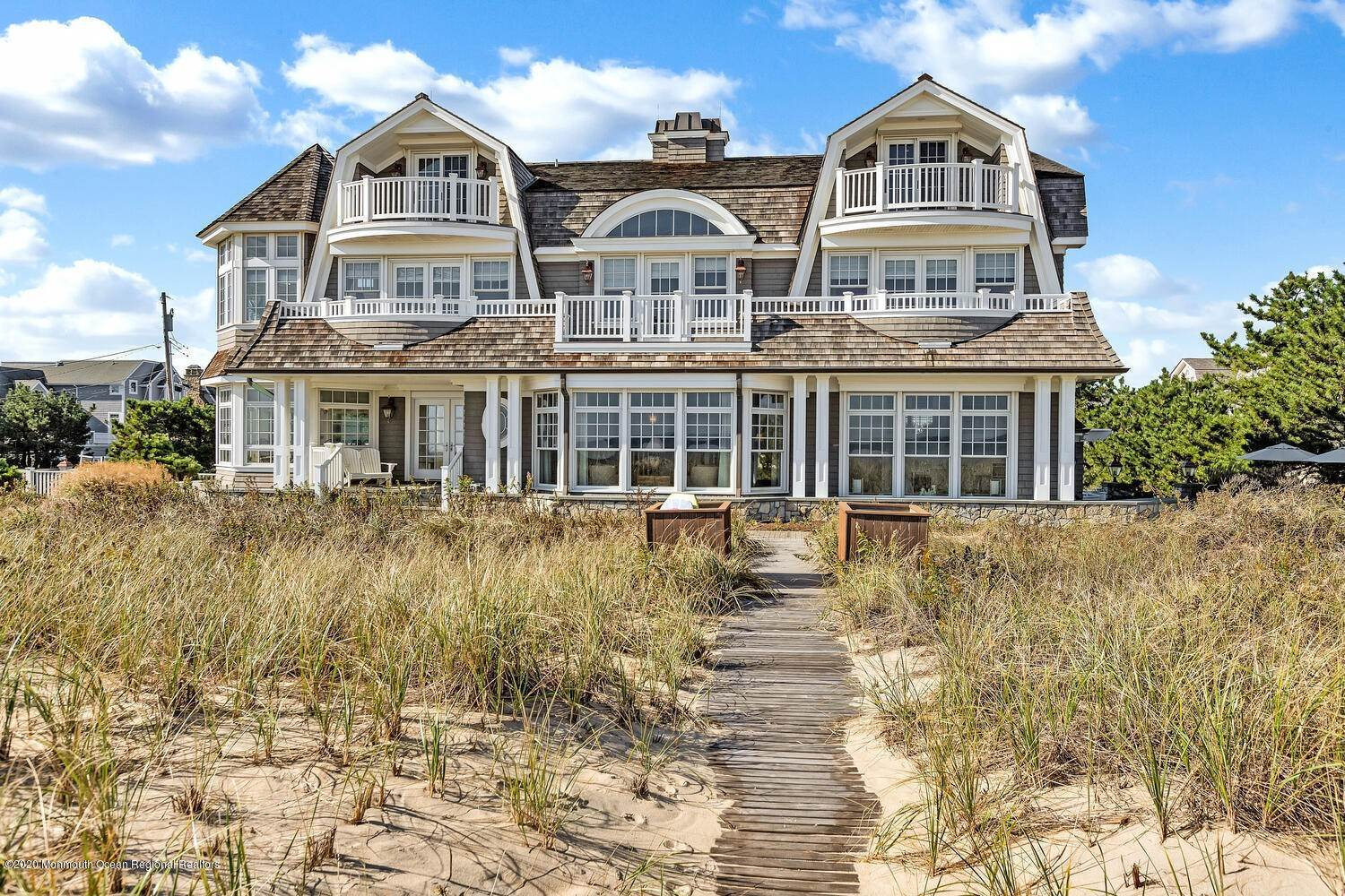 Single Family Home for Sale at 903 Ocean Avenue Sea Girt, New Jersey, 08750 United States