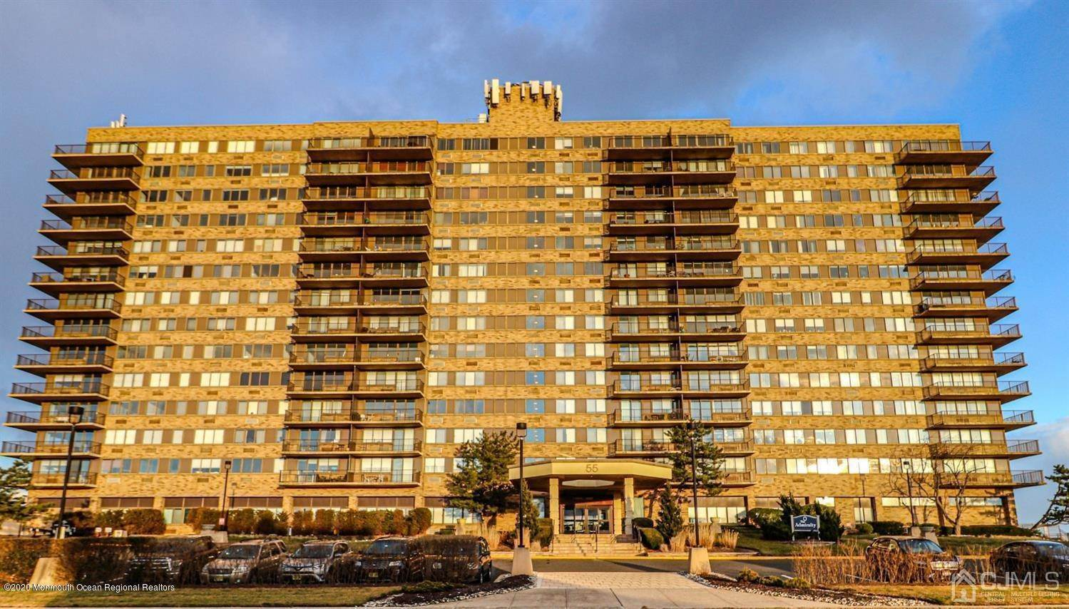 Condominium for Sale at 55 Ocean Avenue Monmouth Beach, New Jersey, 07750 United States