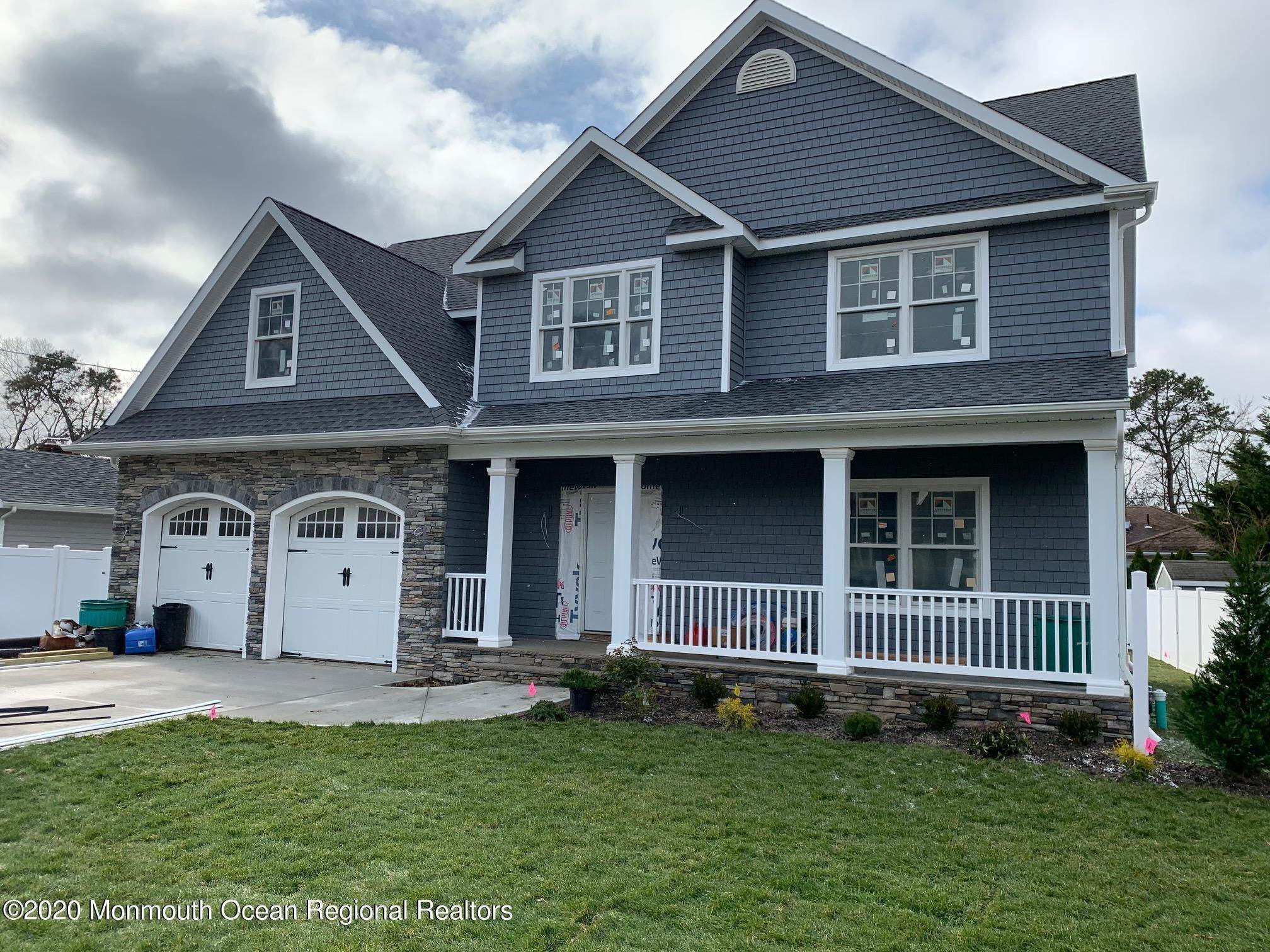 Single Family Home for Sale at 517 Smith Drive Point Pleasant, New Jersey, 08742 United States