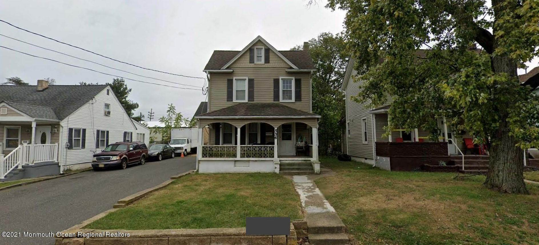 2. Single Family Home for Sale at 556 Joline Avenue Long Branch, New Jersey, 07740 United States