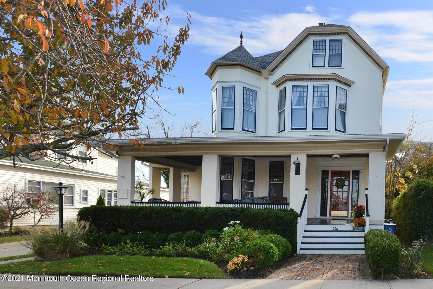 Single Family Home for Rent at 404 Asbury Avenue Asbury Park, New Jersey, 07712 United States