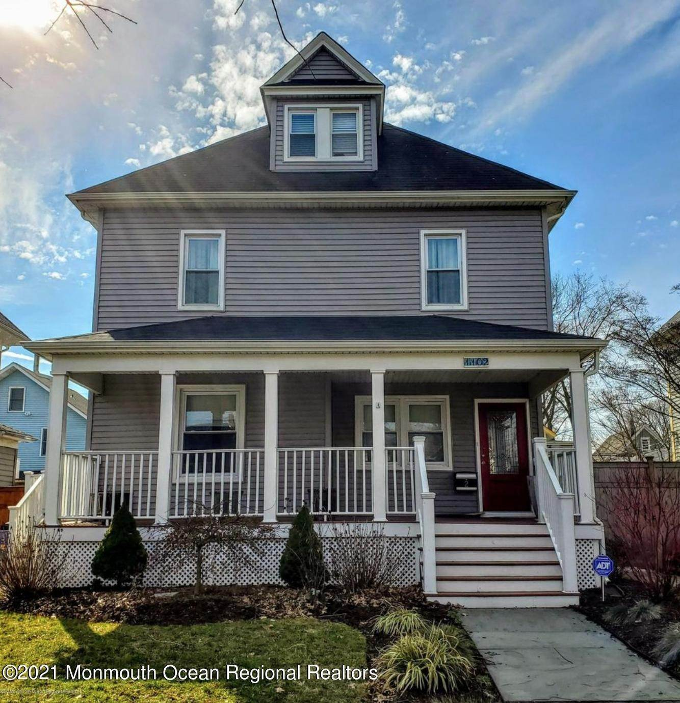 Single Family Home for Rent at 1102 5th Avenue Asbury Park, New Jersey, 07712 United States