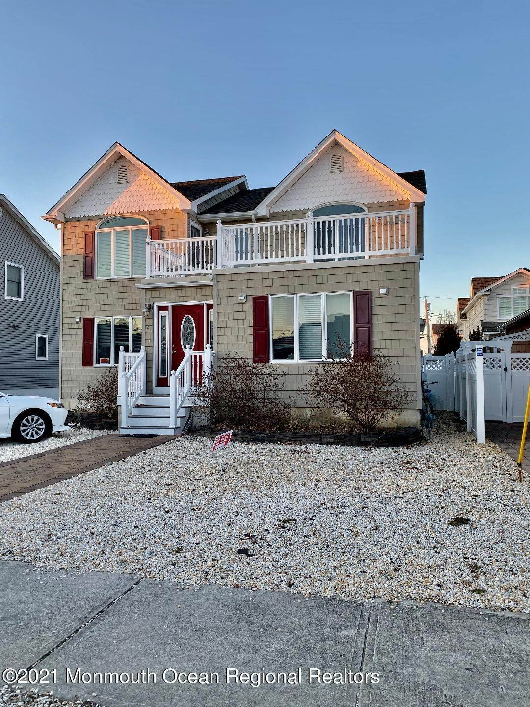 Single Family Home for Rent at 21 Magee Avenue Lavallette, New Jersey, 08735 United States