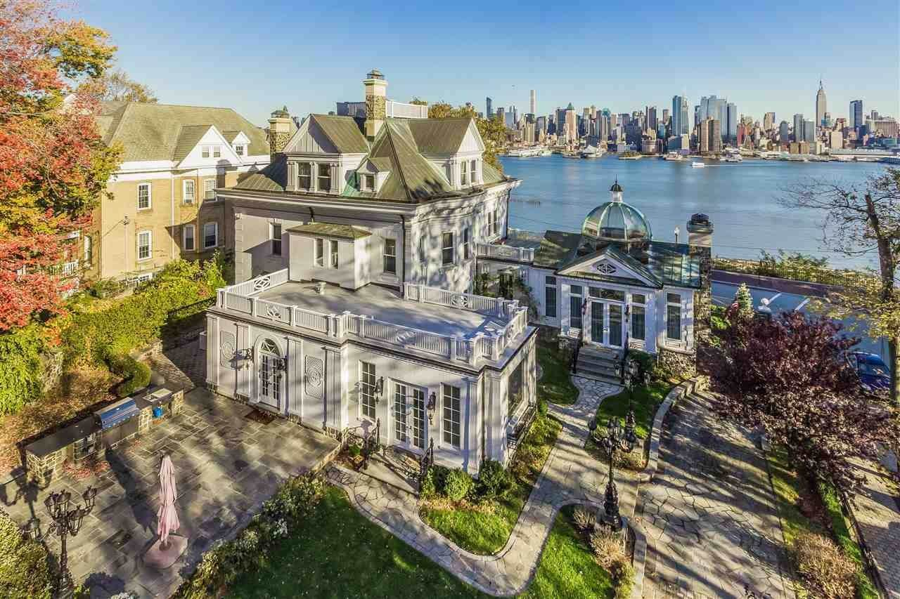 Single Family Home for Sale at 1-11 HAMILTON AVENUE Weehawken, New Jersey, 07086 United States