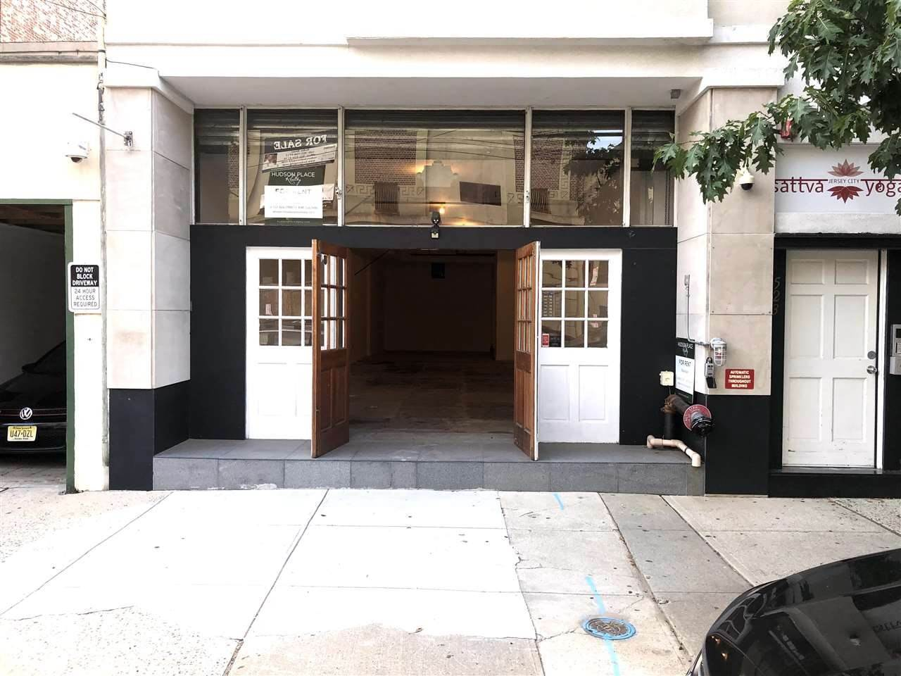9. Retail for Rent at 523 PALISADE AVENUE #1 Jersey City, New Jersey, 07302 United States