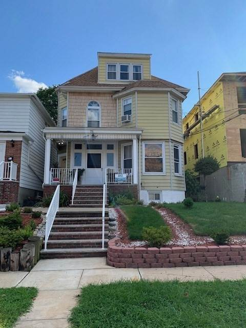 Single Family Home for Rent at 78 WEST 31ST STREET #1 Bayonne, New Jersey, 07002 United States