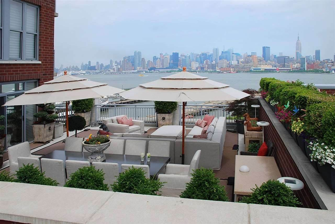Condominium for Sale at 1125 MAXWELL LANE #654 Hoboken, New Jersey, 07030 United States