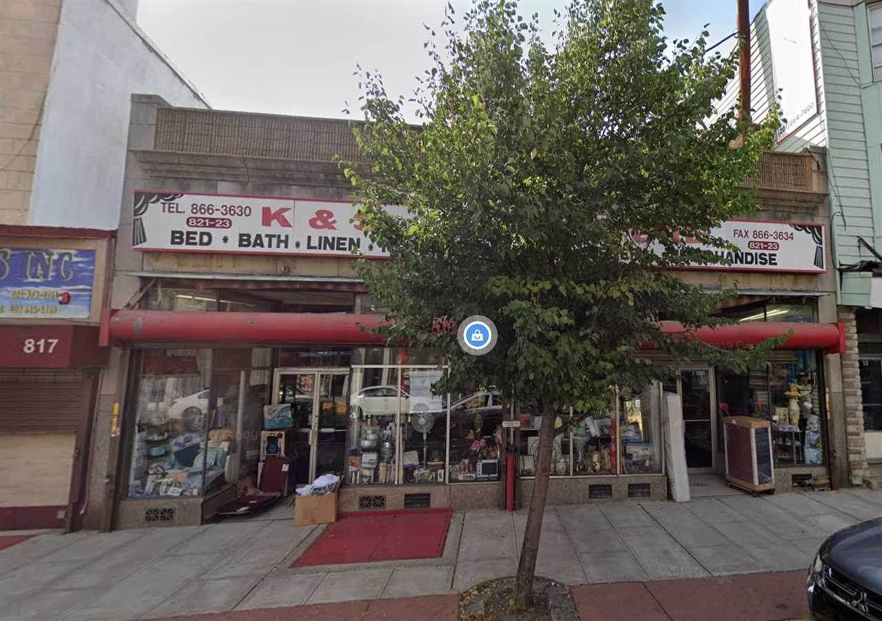 Retail for Rent at 821 SUMMIT AVENUE Union City, New Jersey, 07087 United States
