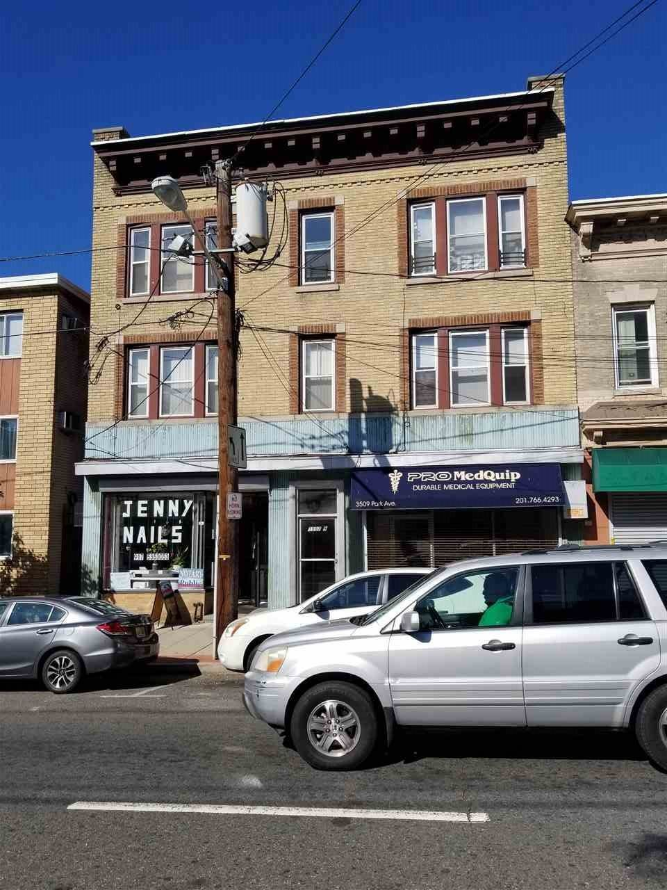 Retail for Rent at 3507-3509 PARK AVENUE Union City, New Jersey, 07087 United States