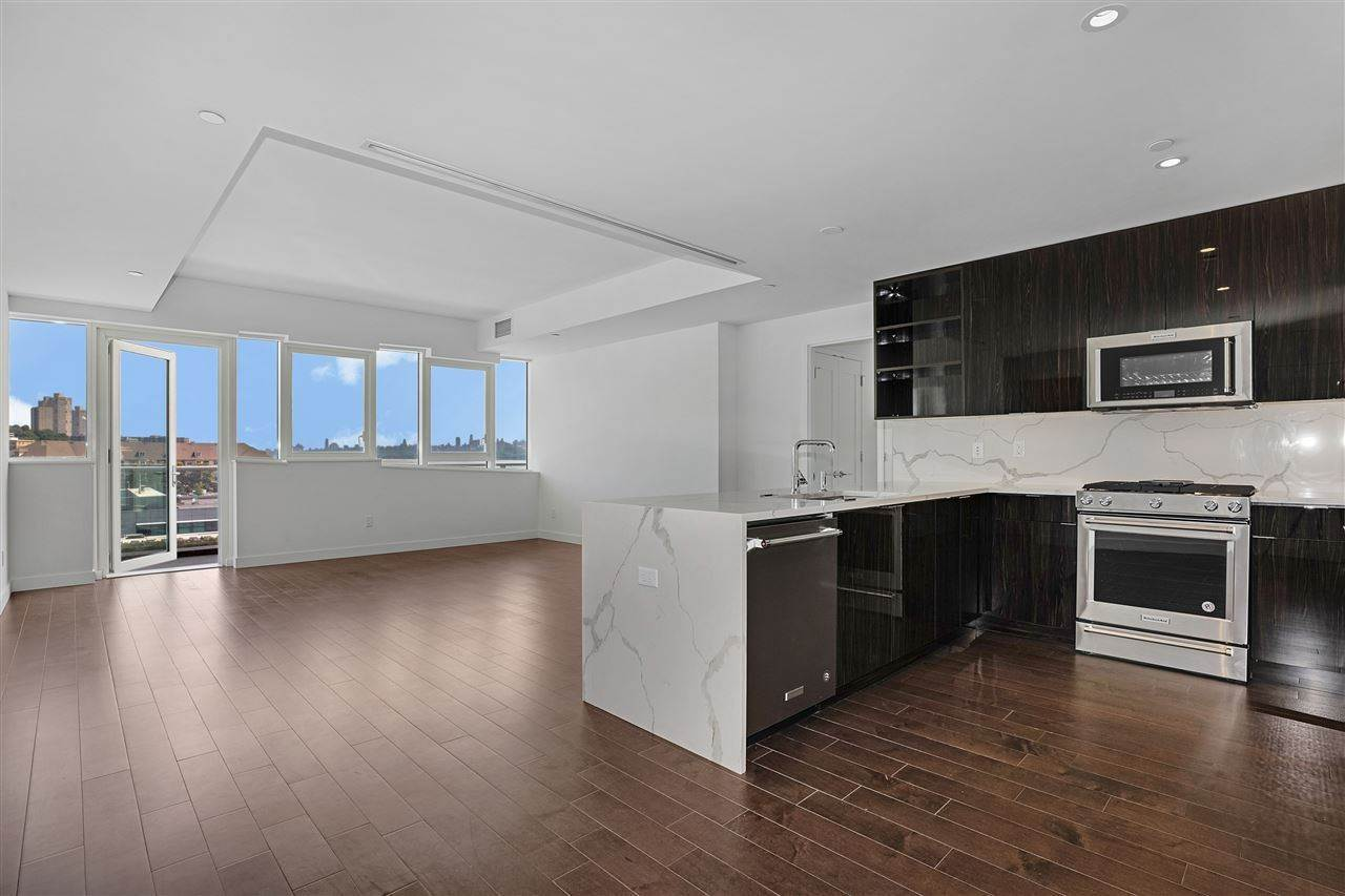 Single Family Home for Rent at 800 AVENUE AT PORT IMPERIAL #603 Weehawken, New Jersey, 07086 United States