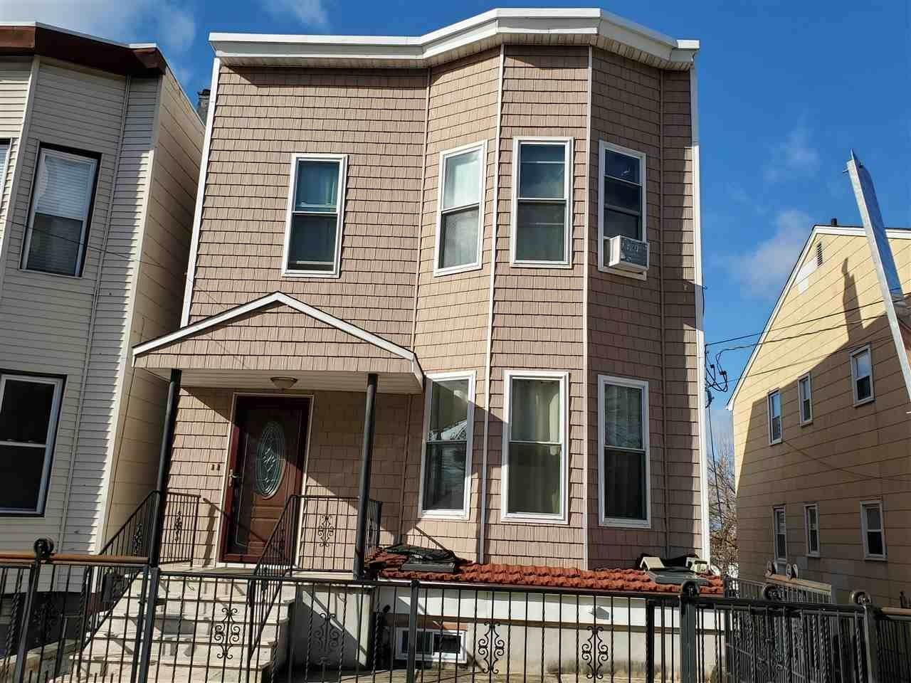 Single Family Home for Rent at 27 NELSON AVENUE #APT # Jersey City, New Jersey, 07307 United States