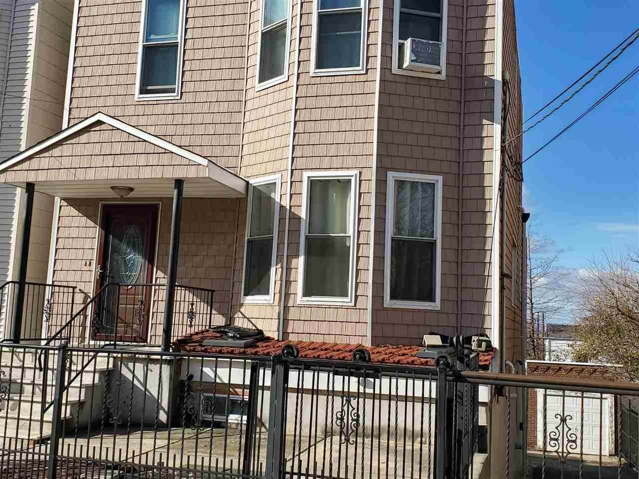 2. Single Family Home for Rent at 27 NELSON AVENUE #APT # Jersey City, New Jersey, 07307 United States