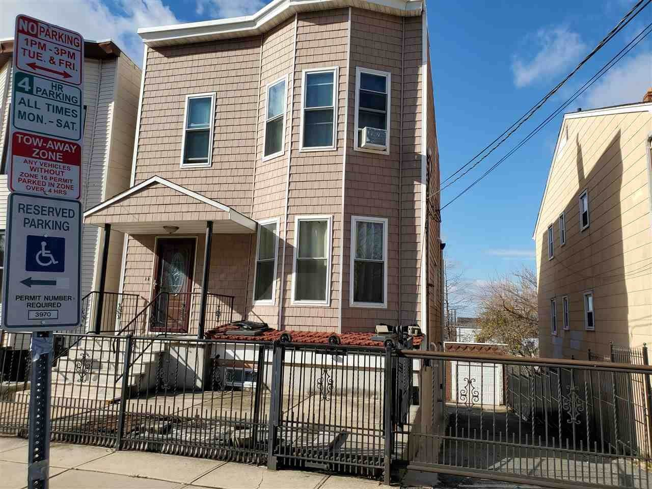 3. Single Family Home for Rent at 27 NELSON AVENUE #APT # Jersey City, New Jersey, 07307 United States
