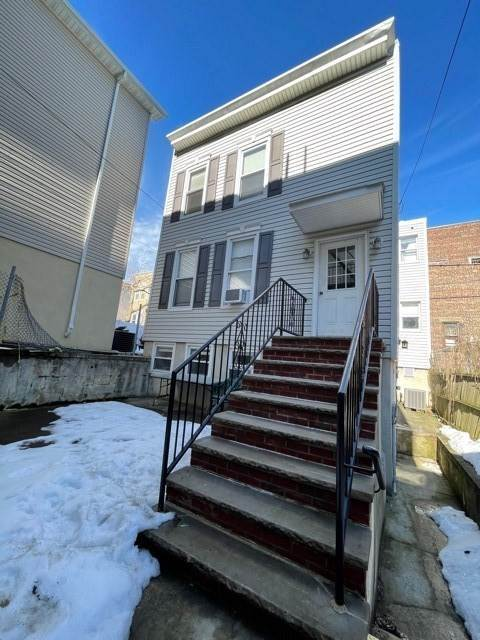 Single Family Home for Rent at 166 GRIFFITH STREET #2 Jersey City, New Jersey, 07307 United States