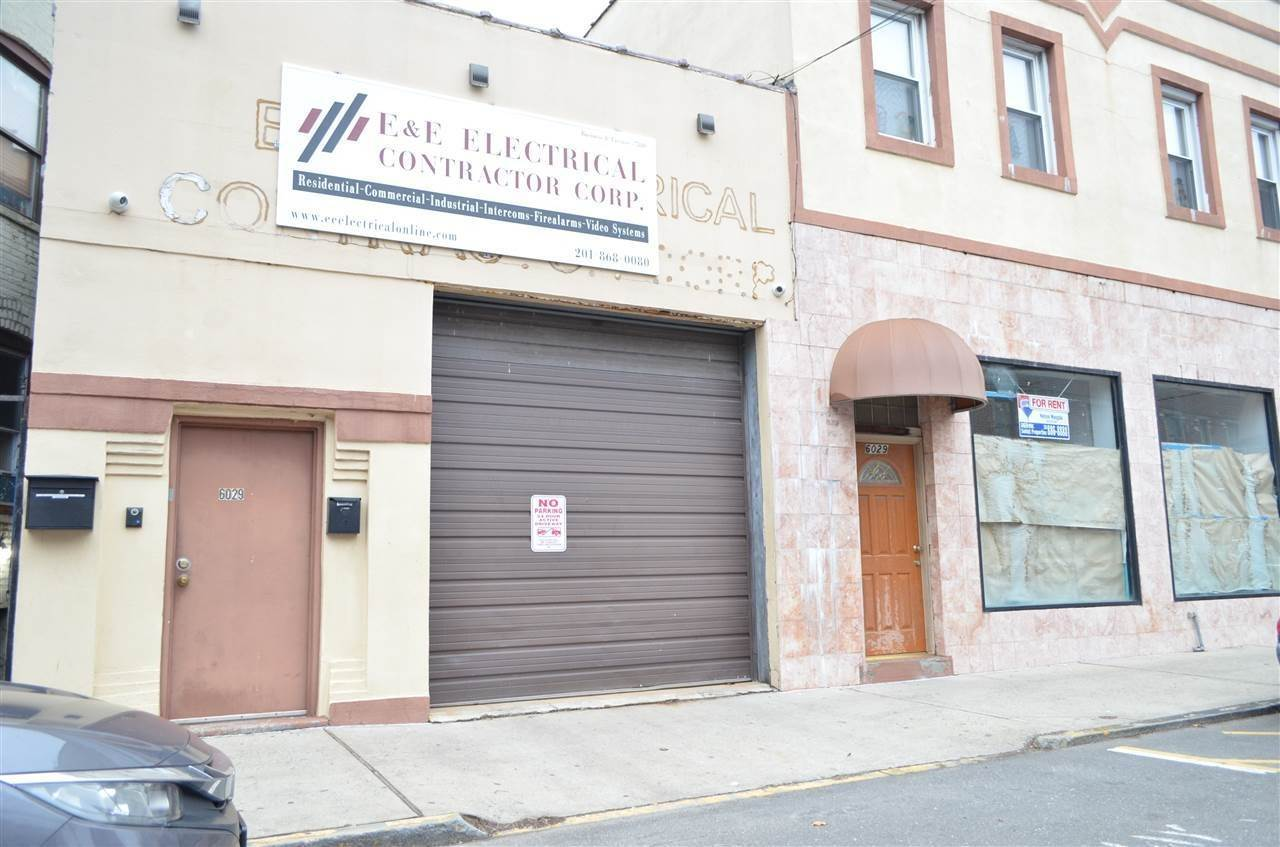 Commercial / Office for Rent at 6029 HUDSON AVENUE West New York, New Jersey, 07093 United States