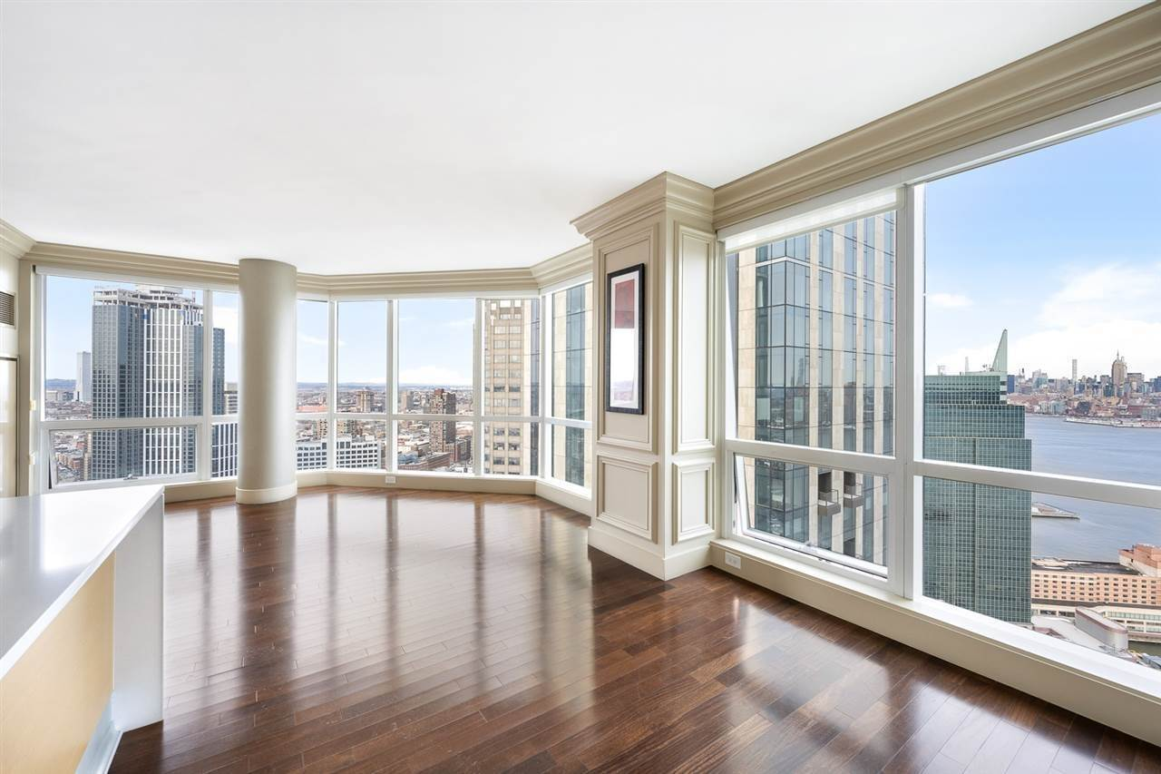Condominium for Rent at 77 HUDSON STREET #4203 Jersey City, New Jersey, 07302 United States
