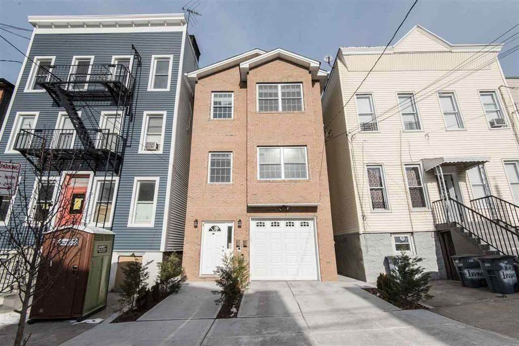 Multi-Family Homes for Rent at 114 IRVING STREET #1 Jersey City, New Jersey, 07307 United States