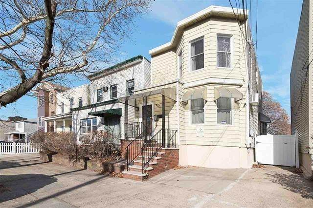 Multi-Family Homes for Rent at 56 CARLTON AVENUE #FRONT Jersey City, New Jersey, 07306 United States