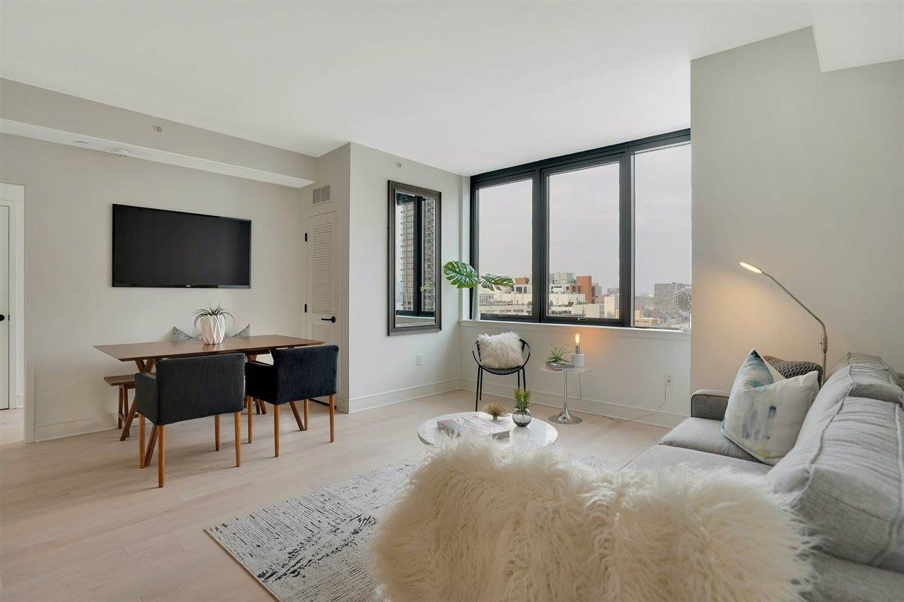 2. Condominium for Sale at 10 PROVOST STREET #1401 Jersey City, New Jersey, 07302 United States